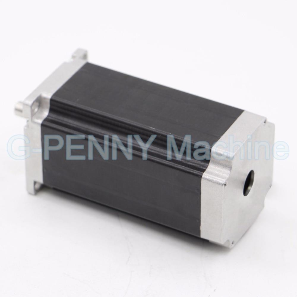 Image 4 - NEMA23 CNC Stepper Motor 57x112mm Nema23 3N.m 3A/4.2A D=8mm 428Oz in for 3D Printer CNC Laser Cutting Engraving Milling Machine-in Stepper Motor from Home Improvement
