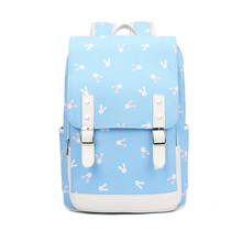 2018 New Arrival Student School Bags for Teenager Girls Multi Function Laptop School Backpack women backpacks cute schoolbags