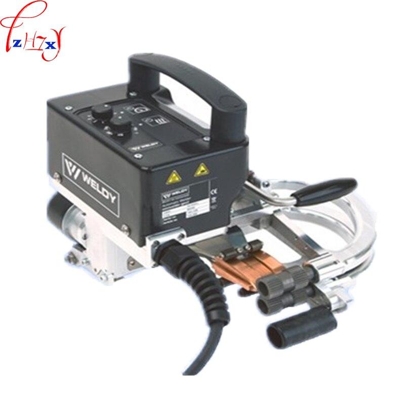 Portátil Membrana de Terraplanagem Equipamentos de Máquina de Solda Geomembrana Cunha Mini Máquina De Solda De Solda 220 V 800 W