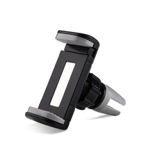 Universal car phone holder air vent monut 360 adjustable mobile phone GPS holder for iphone 5s 6 7 xiaomi samsung 3.5 to 6 inch