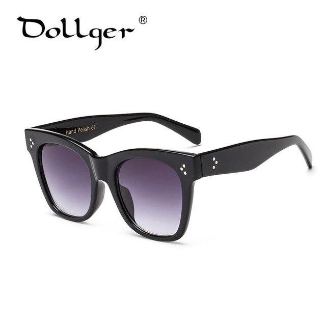 fc4c85a3dfd Dollger 2017 Fashion Square Sunglasses Women Men Big Brand Design Classic  style Retro Gradient Sun Glasses For Men UV400 s1434