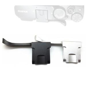 Metal Hot Shoe Thumb Up Grip for Fujifilm Fuji X-E1 X-E2 X-E2s X-A1 X-A2 X-A3 X-PRO2 X-PRO1 X-M1 XE2 XE1 XA3 XA2 XPRO2 XPRO1 XM1(China)