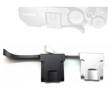 Metall Heißer Schuh Thumb Up Grip für Fujifilm Fuji X E1 X E2 X E2s X A1 X A2 X A3 X PRO2 X PRO1 X M1 XE2 XE1 XA3 XA2 XPRO2 XPRO1 XM1
