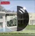 Chashma 1.67 Índice Fotosensibles Lentes Progresivas Multifocales Lentes de Campo Salvaje Interior