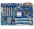 ДЛЯ Gigabyte GA-P45T-ES3G оригинальный материнская плата P45 Desktop motherborad P45T-ES3G LGA 775 DDR3 16 ГБ ATX плат