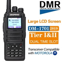 Baofeng UV XS Digital Walkie Talkie DMR Dual Time Slot Tier1&2 tier ii Ham CB Portable Radio upgraded of dm 1701 dm 5r plus
