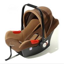 Free Ship Brand New Safe Neonatal Basket-Style Car Seat Infants Handle Basket Seat Newborn Babies Car Safety Seats Free Shipping