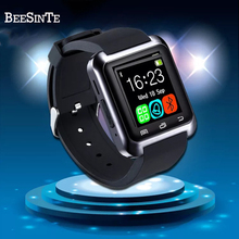 Smart Watch Touch Screen Wrist Watch Bluetooth Connectivity For Android support Phone Call Remote Camera Display Sports fitness