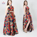 african dress women Fashion Designs Dashiki bazin riche robes femmes two pieces bazin riche dresses long dashiki plus size WY699