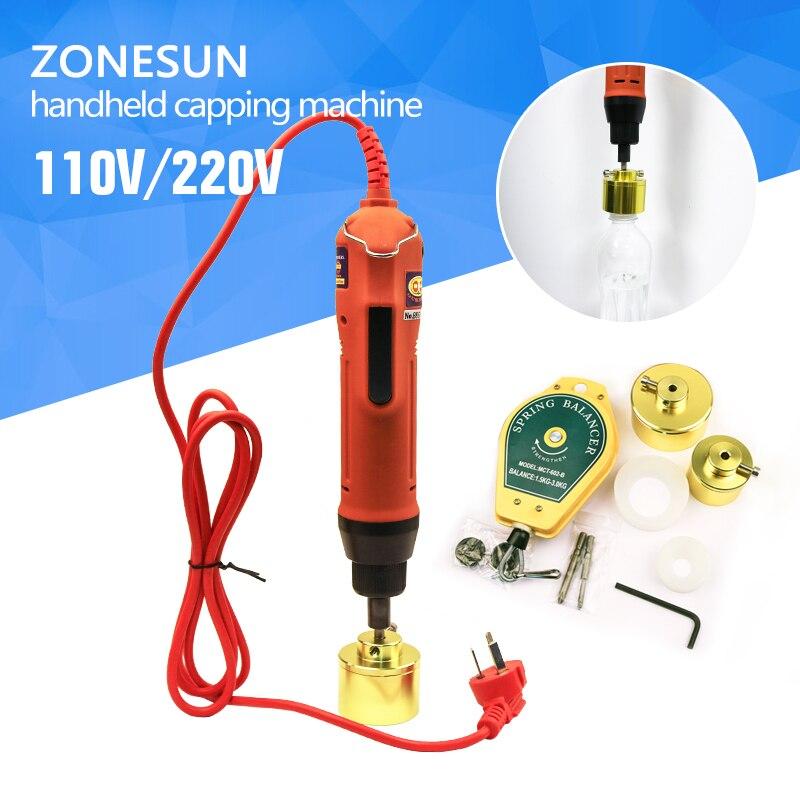100% Warranty SG-1550 Portable automatic electric bottle capping machine, Cap screwing Machine, electric cap sealing machine warranty 100