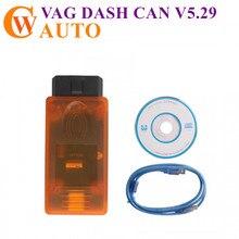 VAG DASH МОЖЕТ V5.29 рекалибрат или коррекция одометра прочтите Логин SKC