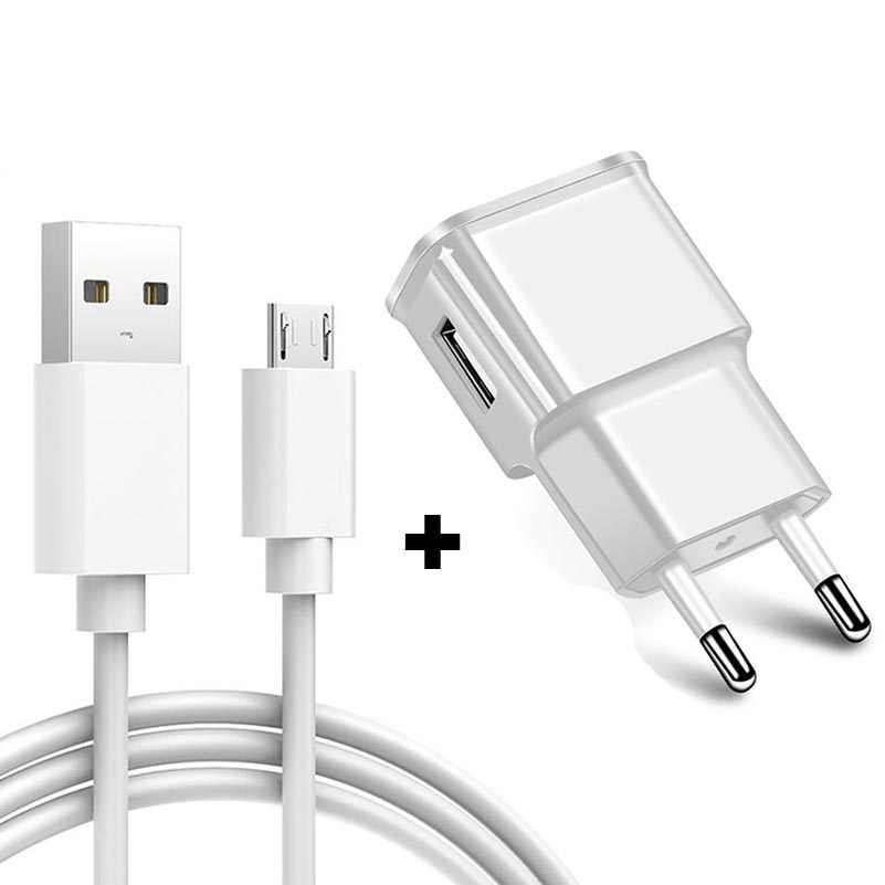 Kabel Micro USB Fast Charger USB Kabel Data untuk Samsung S7 Edge Xiaomi Huawei Android Ponsel Tablet Pengisian USB kabel