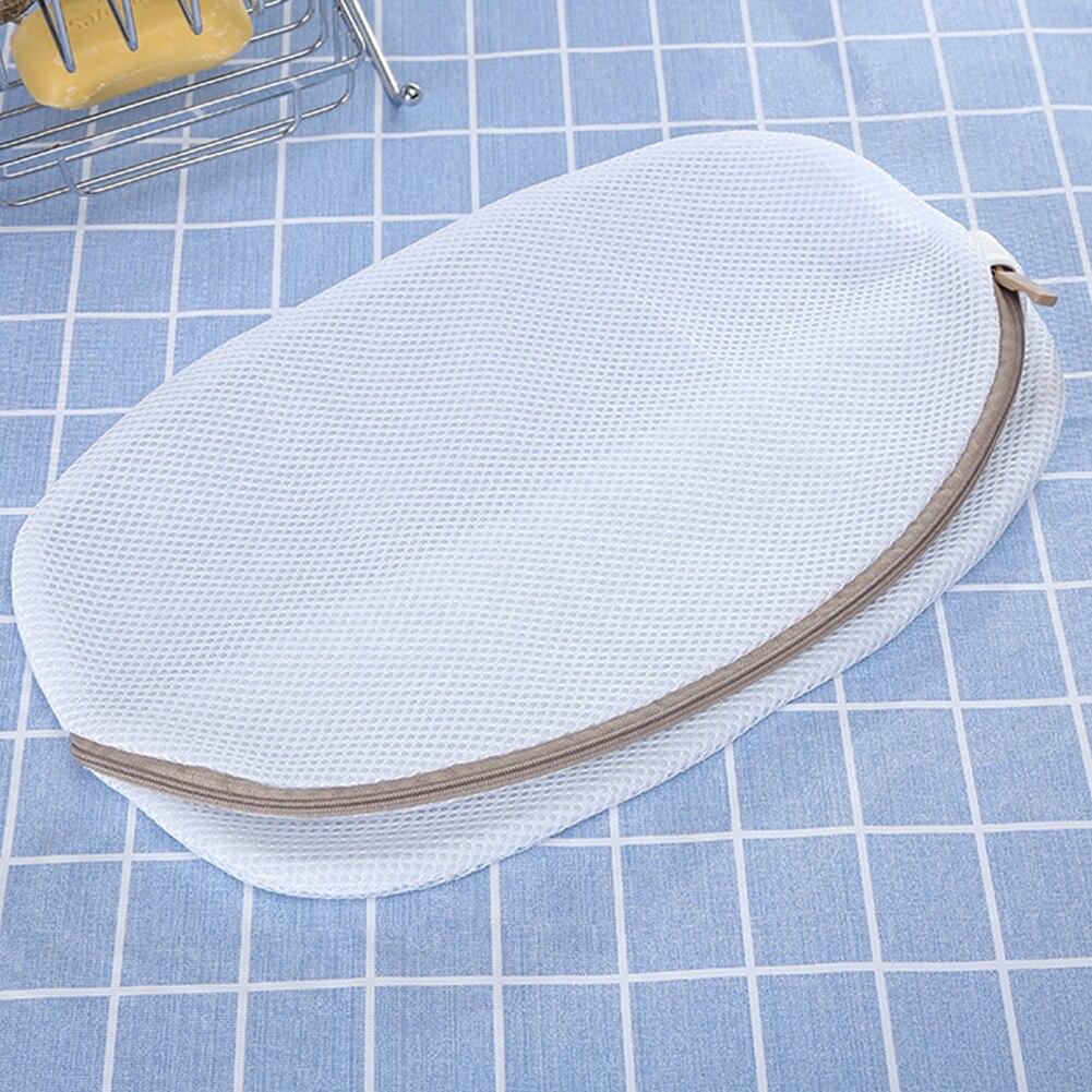 Контейнер машина домашний полиэстер складной Бюстгальтер Одежда Современный для обуви с молнией защитный чехол капота мешок для стирки