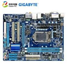 все цены на GIGABYTE GA-H55M-S2H LGA1156 DDR3 i3 i5 i7 Micro-ATX онлайн