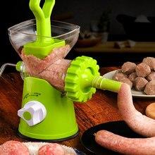 Новая бытовая многофункциональная мясорубка лезвие из нержавеющей стали moedor de carne домашняя кухонная машина мясорубка колбаса машина