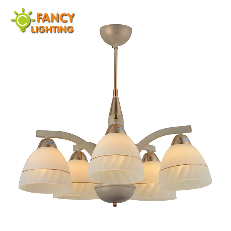 Modern chandelier 3/5 heads E27 Frosted Glass led chandelier for living room/bedroom/home/kitchen loft decor ceiling chandelier modern chandelier e27 2028 3 5 heads frosted glass led chandelier for living room bedroom kitchen dining room ceiling chandelier