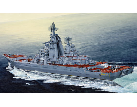 1pcs Action Figures Kids Gift Collection For Trumpeter 04521 1/350 Russian Cruiser Admiral Lazarev Static Warship model trumpeter ships model 05317 world war ii german cruiser admiral hipper