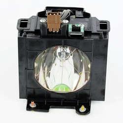 Высокое качество ET-LAD40 Замена лампы проектора с Корпус для PANASONIC PT-D4000/PT-D4000E/PT-D4000U