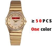 Tipo V280-1 Relógio Personalizado Sobre 50 Pcs Min Encomendar Uma Cor (A Quantidade Maior  Mais Barato No Total)