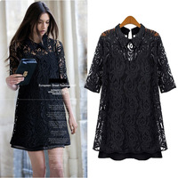 2017 Spring And Autumn Korean Version Of The Large Size Women S Two Piece Chiffon Shirt