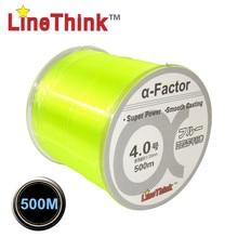 500M LineThink A-Factor Premium Quality Nylon Monofilament Fishing Line  Free Shipping