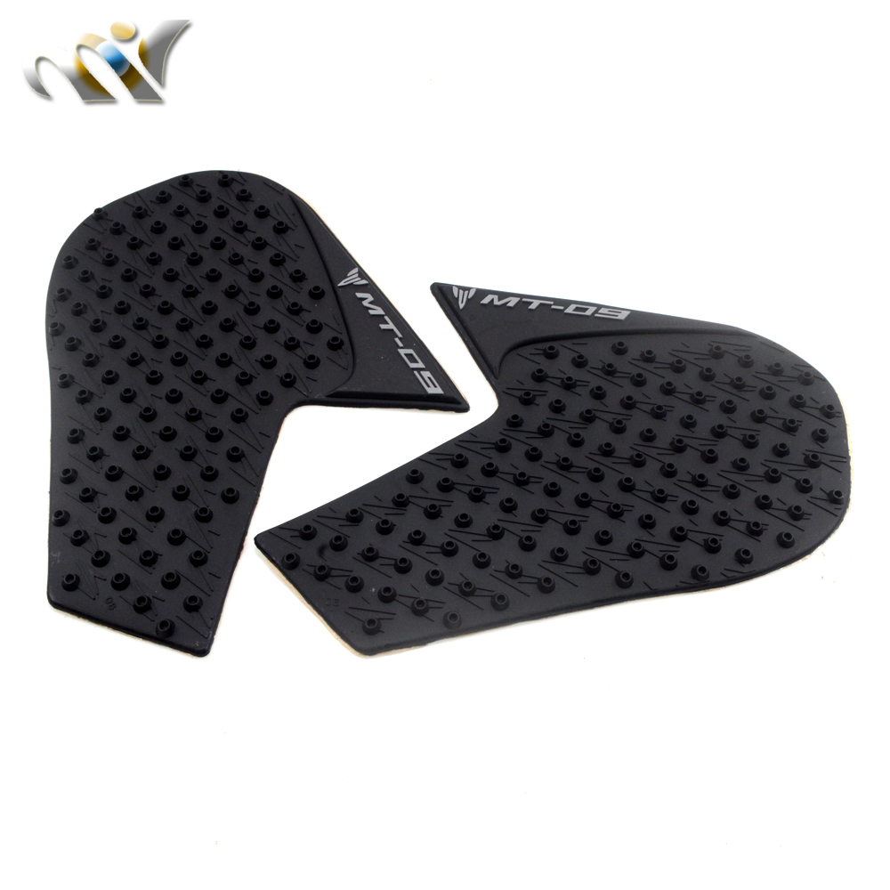 SODIAL For Honda Cbr650F 2014-2017 2016 2015 Protector Anti Slip Tank Pad Sticker Gas Knee Grip Traction Side Decal