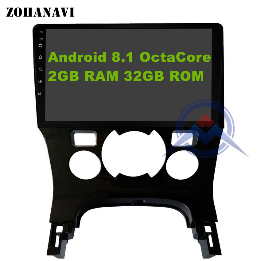 ZOHANAVI 2GB RAM+32GB ROM Android 8.1 Octa Core Car DVD GPS For Peugeot 3008 2009 2013 Radio Stereo Video Multimedia Player-in Car Multimedia Player from Automobiles & Motorcycles