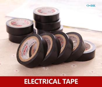 15 rolls / lot , 10 meters PVC Electrical Tape for electrical wires , plugs , pipelines , Waterproof Electrical Insulation Tape zhishunjia electrical pvc insulation adhesive tape green