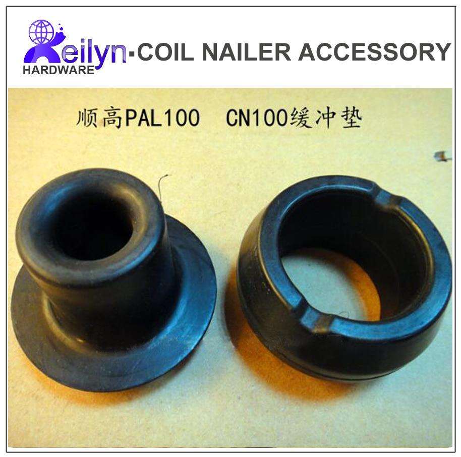 Piston stop Bumper for Senco Bostitch N400 coil nailer CN130 spare parts accessory for Pneumatic nail gun kmt cn57 cn55 coil nailer pneumatic coil nail gun