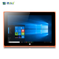 IRULU Walknbook 10 1 Quad Core Windows 10 Tablet PC W20 Intel Z8350 Laptop 2G RAM