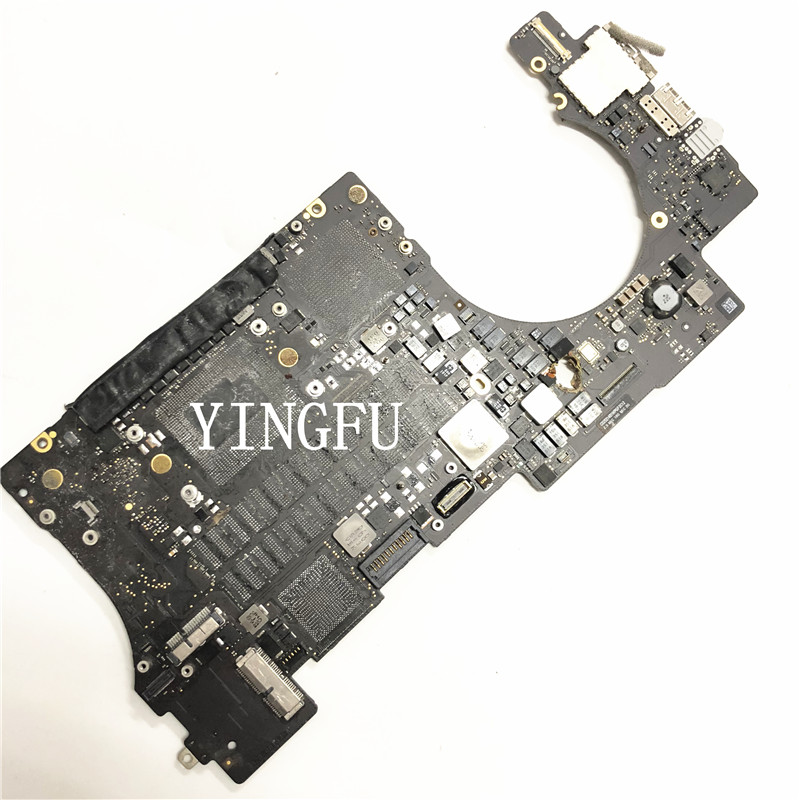 820-00163 820-00163-A Faulty Logic Board For Apple MacBook Pro 15'' A1398 Repair