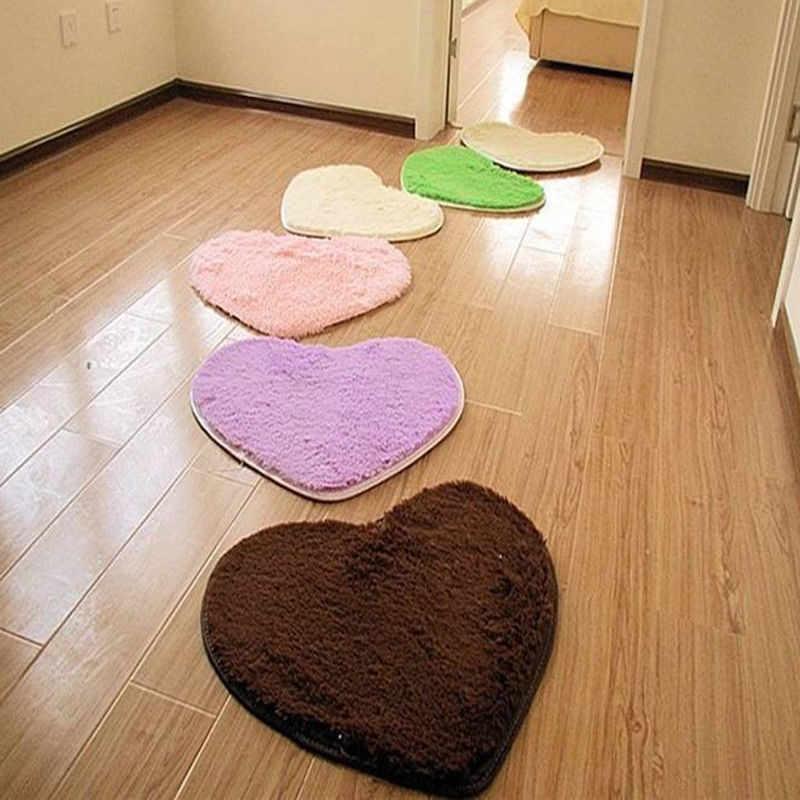 Пушистый Противоскользящий ворсистый Коврик для пола, ковер для комнаты, коврик для ребенка, детский игровой коврик