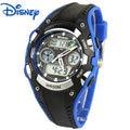Disney brands Mickey Children Digital quartz Wristwatches Boys girls sport watches waterproof Swim student relogio clocks