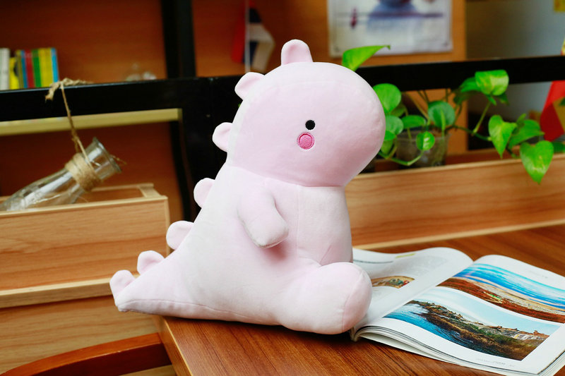 VIP client Dinosaurier Plüsch Spielzeug Kawaii Gefüllte Weiche Tier Puppe für Kinder Baby Kinder Cartoon Spielzeug Klassische Geschenk