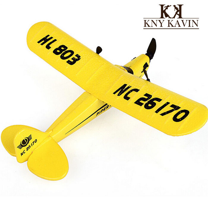 high quality remote control airplane dron model with 2CH RC plane 150m Control Distance HT834  HL-803