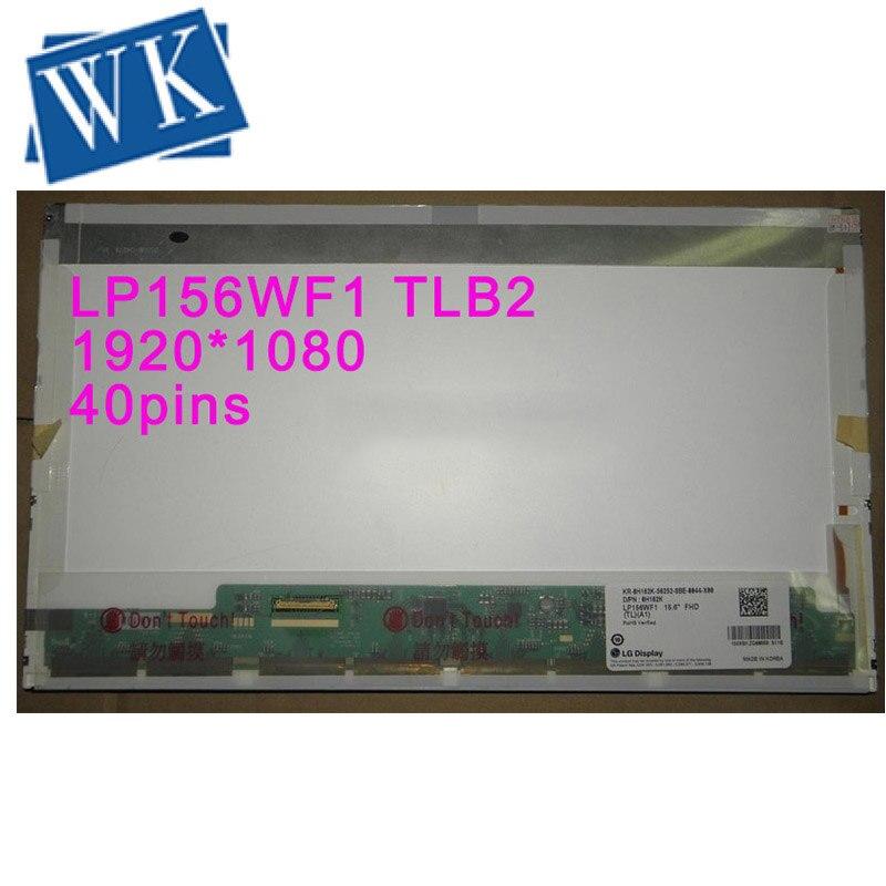 LP156WF1 TLB2 TLF4 LP156WF2 TLA1 TLB1 LTN156HT01 B156HW01 V.5 B156HW01 V.0 15.6LED 1920X1080 40PIN
