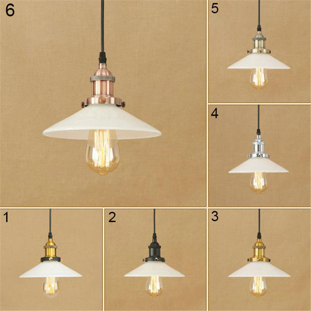 Loft Industrial Pendant Light Retro hanging Lamp Dining room Fixtures Suspened Fixtures Home Lighting Decor Lights american edison loft style rope retro pendant light fixtures for dining room iron hanging lamp vintage industrial lighting