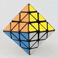 Lanlan 8-Axis Octaedro Velocidad Cubo Mágico Puzzle Cubos Juguetes Educativos Para Los Niños Embroma