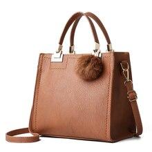 SGARR, Сумки из искусственной кожи нубук, женские сумки-тоут, высокое качество, модная женская сумка на плечо, повседневные винтажные женские сумки через плечо