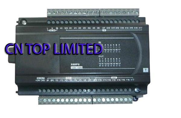 DVP32XP200R Delta ES2/EX2 Series Digital I/O Module DI 16 DO 16 Relay 100-240VAC new in box dvp04da e2 delta es2 ex2 series analog i o module ao 4 new in box