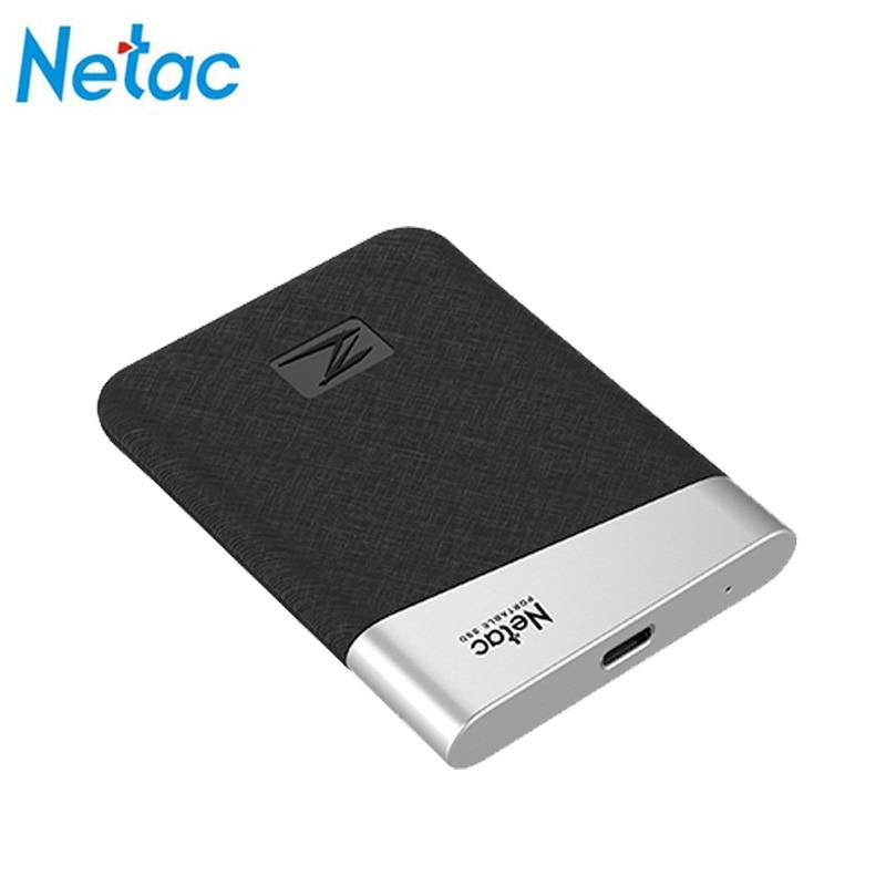 Netac Z6 hhd disco duro externe ssd USB 3.1 portable ssd externe nas serveur 960 GB ssd type c de stockage eaget nas serveur usb ssd