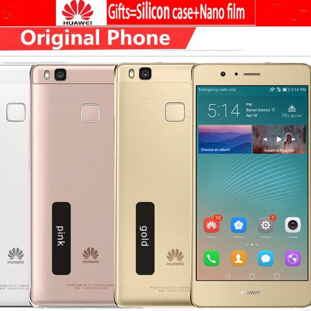 "Originele Huawei P9 Lite Mobiele Telefoon MSM8952 Octa Core 5.2 ""Fhd 1920X1080 3G Ram 16G Rom 13MP android 6.0 Smartphone Vingerafdruk"