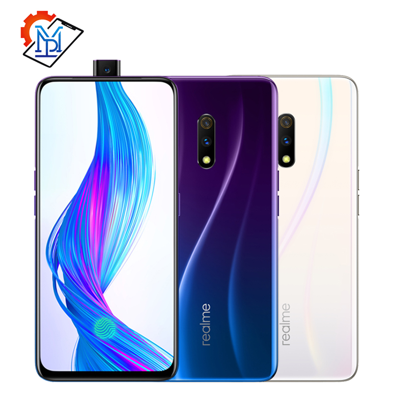 Realme X Mobile Phone 6.35 inch AMOLED Screen 4GB RAM 64GB ROM Snapdragon 710 Octa Core 48.0MP 3765mAh Super VOOC Smartphone-in Cellphones from Cellphones & Telecommunications on Aliexpress.com | Alibaba Group