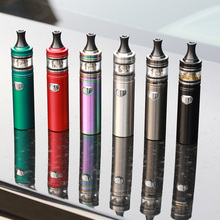цена на Original  Eleaf iJust Mini Vape Pen Kit 1100mAh wi/ Mini battery & 3ml Atomizer & 3 Power Modes vape kit VS ijust s / ijust 2