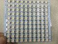 Endereçável SK6812-RGBW ( branco quente ) led com alu base de dados ; entrada DC5V ; 5050 SMD RGBW com SK6812 IC construído dentro