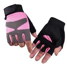 Summer sports fitness gloves weightlifting dumbbell training sports equipment breathable non-slip quick-drying wear-resistant цены