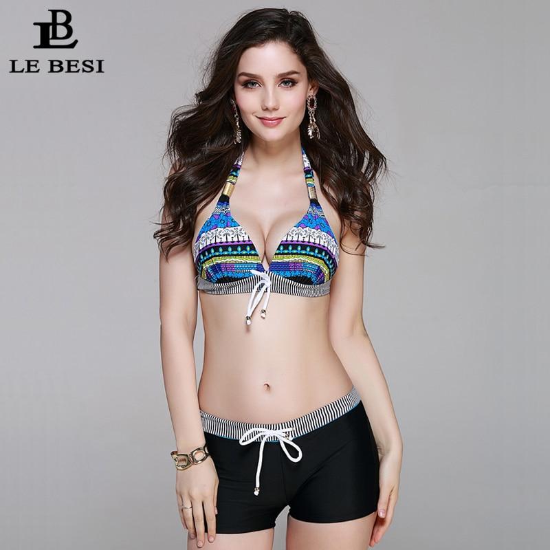 Sexy boyshort bikini