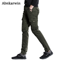 Cargo Men S Pants New Arrival High Quality Multi Pocket Military Top Fashion Men Clothing Solid