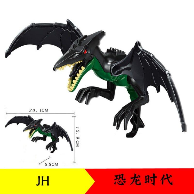 Legoing Mundo Jurásico tamaño grande dinosaurios Tyrannosaurus Rex ...