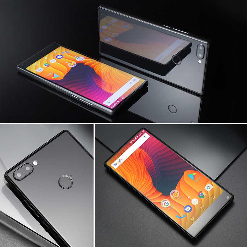 Vernee ミックス 2 携帯電話 4 グラム RAM 64 グラム ROM MTK6757 オクタコア 6.0 インチ 18:9 ディスプレイ 13.0MP アンドロイド 7.0 スマートフォンデュアルバックカメラ